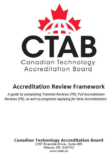 CTAB National Accreditation Guide